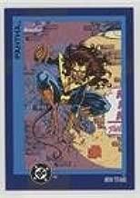 Pantha (Trading Card) 1993 SkyBox DC Cosmic Teams - [Base] #62