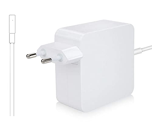 Ywcking Compatible avec Chargeur Mac Book Pro 60W, Chargeur L-Tip Compatible avec Mac Book Pro 13 Pouces, Chargeur en L-Tip pour A1278 A1181 A1184 A1344 A1330 A1342 etc