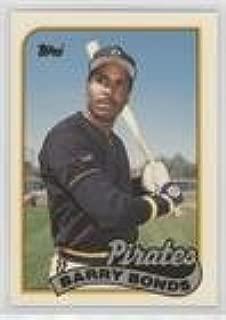 Barry Bonds (Baseball Card) 1989 Topps - [Base] - Collector's Edition (Tiffany) #620