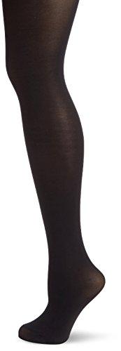 MAMALICIOUS Damen SABINE PANTYHOSE - 2 PACK NOOS Strumpfhose, Schwarz (Black), Small (S/M)