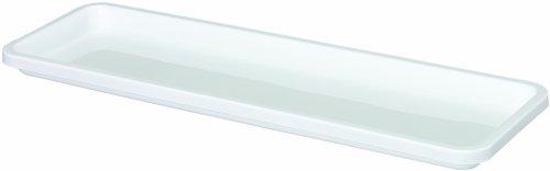 大和プラスチック プランター受皿 650 620×200×H35 ホワイト