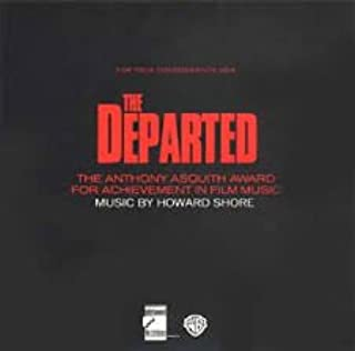 Soundtrack: The Departed - For Your Consideration 2006 (The Anthony Asquith Award For Achievement In Film Music)