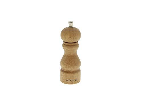 De Buyer -P230.140101 - Molinillo de pimienta rumba natural,