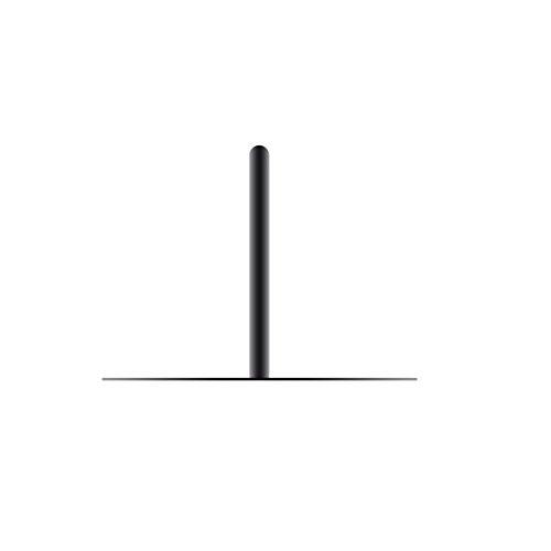 ABBCO PVC Trennwand für Kuss Wasserbett Softside Länge 240 cm