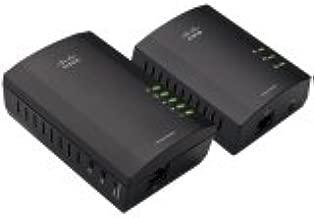 Linksys Powerline Av Wireless Network Extender Kit - 1 X Network (rj-4