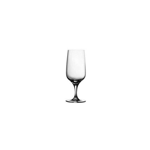 'Bicchiere per birra e succo di vetro Walther AUS der Serie'Francine in un set.