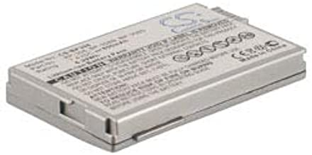 Replacement For Canon Legria Hf R36 Battery