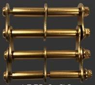ニックス 金具 アルミ製金具一式 アルマイト加工 ALU-3GO ALU3GO ゴールド 金