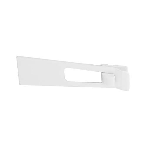 Bébé Sécurité Enfant Protéger Serrures Réfrigérateur Garde Armoire Réfrigérateur Tiroir De La Porte Home Loquet De Sécurité À L'intérieur Facile à Installer(Color:White)