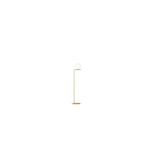 FLOS - Stehlampe Flos IC F1 - Messing