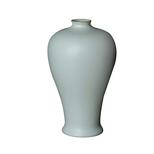 XZJJZ Cerámica Chino Jun Porcelana Antigua Botella de Guanyin Botella Bogug Mayor Accesorios para Hogar Adornos Adornos Muebles De Artesanía