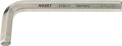 Hazet 2100-06 - Destornillador de punta de estrella