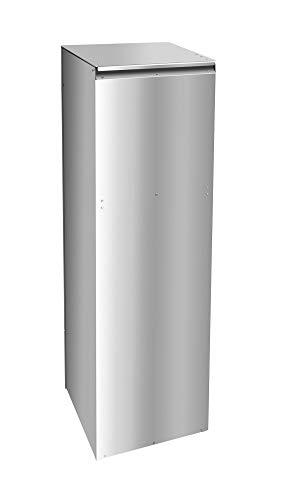 frabox Design Paketkasten Namur Edelstahl - 5