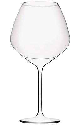 6 verres à vin Virtuosa 75 cl - Verrerie de la Marne
