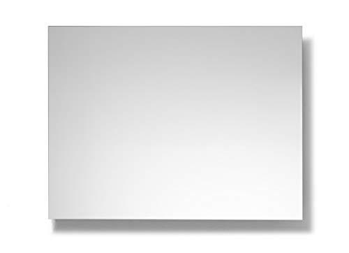 Espejo de Baño Basiq Liso de 60x80 Horizontal con colgadores incluidos de fácil instalación