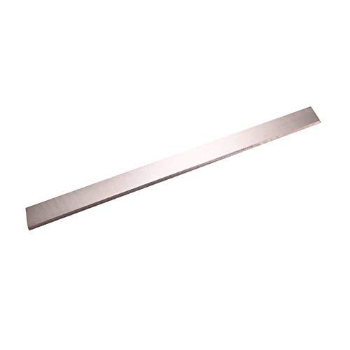 WNJ-TOOL, 1 STÜCK HSS Inlay M2 T1 SKH2 SKH9 SKH51 Furnierhacker-Hobel-Klinge/Messer für Holz Sperrung Schneiden (Größe : 350x30x3)