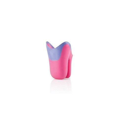 Nuby ID6138 Shampoo Ausspülhilfe mit weichem Rand, Farblich sortiert