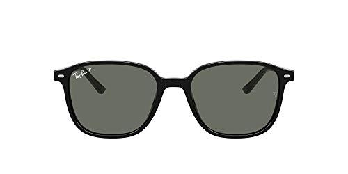 Ray-Ban 0RB2193 Gafas, BLACK, 51 Unisex