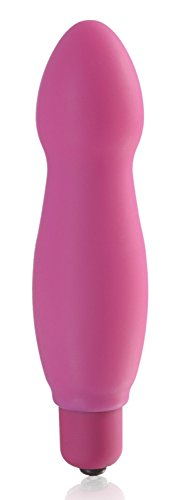 Consolador anal de silicona de lujo, dildo anal vibrante, 5 niveles de vibración, suave y flexible, impermeable, juguete sexual para hombres y mujeres