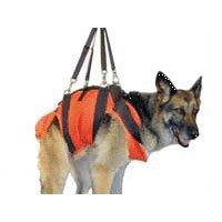 Rock N Rescue Dog Harness Small Orange