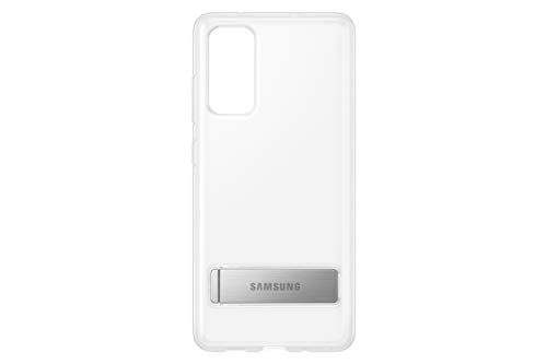 Samsung Galaxy S20 FE Clear Standing Cover Transparent