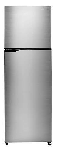 Panasonic 335 L 2 Star 6-Stage Inverter Frost Free Double Door Refrigerator(NR-TBG34VSS3,Shining Silver, Jumbo Vegetable Basket)
