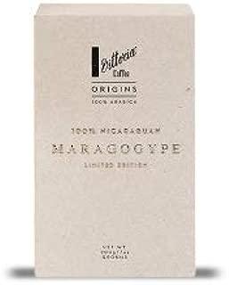 Vittoria Coffee Maragogype Ground Espresso, 7-Ounce