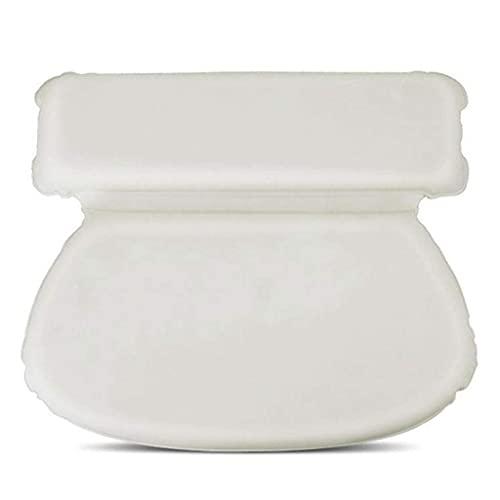AYDQC I Migliori Cuscini da Bagno for Testa e Collo, con 7 Ventose, Cuscino da Bagno for Il Supporto Posteriore ergonomico del poggiatesta, Design Impermeabile Ideale fengong