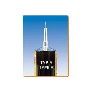Werner-Mueller PVC-Kaltschweissmittel Typ A für PVC-Böden 132g pro Pack, ausreichend für 60 Meter Naht, Preis pro Stck/Tube