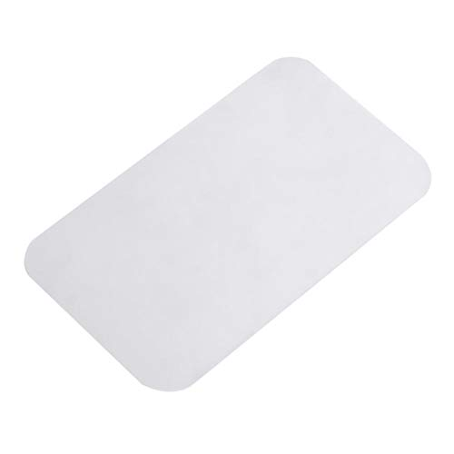 Silicone Eye Lash Stand Titulaire Palette Pad Flexible Easy Pick Up Outil Cils Extension (Rectangle)