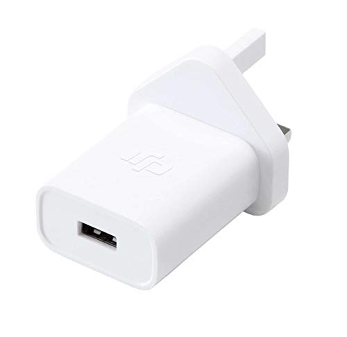 DJI Mavic Mini - USB-Ladegerät für Mavic Mini-Akku, Schnellladung, Akkuladekabel für Mavic Mini Ersatzakku, UK-Stecker, Zubehör für Mavic Mini-Drohne - 18 W