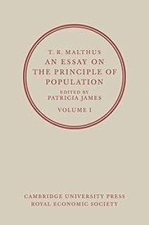 An Essay on the Principle of Population 2 Volume Paperback Set