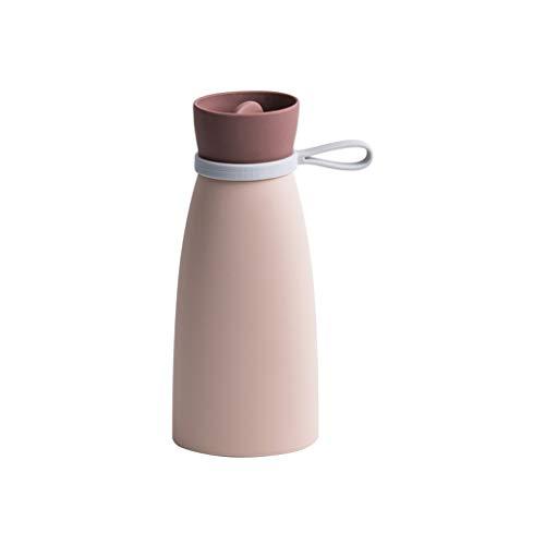 Botella de Agua Caliente La inyección de agua caliente de la botella de agua caliente de silicona portátil bolsa de agua Microondas Calefacción y calentador de la mano a prueba de explosiones for rega