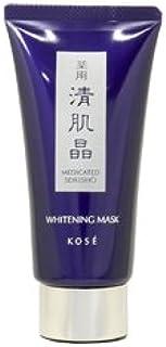 コーセー 清肌晶 ホワイトニングマスク 80g
