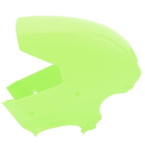 bizofft Custodia Protettiva per Bauletto Superiore, sostituibile e Facile da installare Custodia Protettiva Superiore Leggera per alloggiamento Superiore per Aerei combinati FPV(Verde)