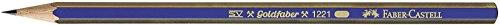 Faber-Castell Goldfaber Künstler Graphit-Bleistift 6B 6B