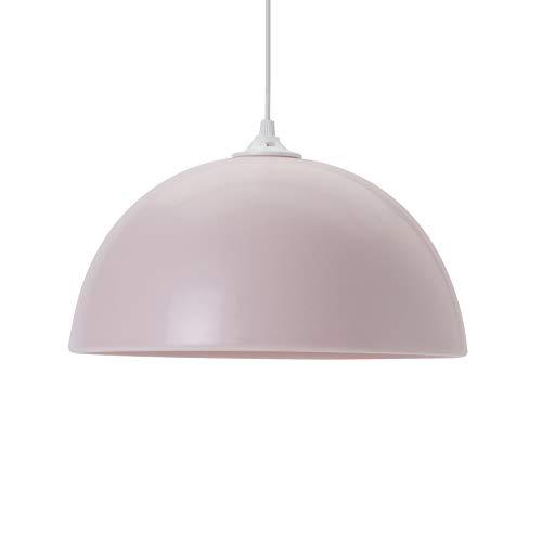 Lussiol 250327 Suspensions d'éclairage intérieur, Céramique, Rose
