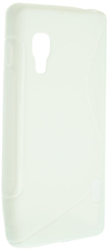 Katinkas Soft Cover for LG Optimus L5 II, Wave, White