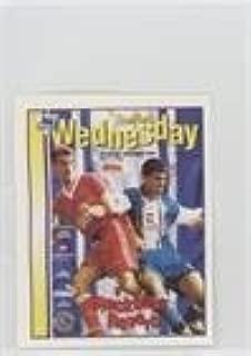 Blackburn Rovers; Sheffield Wednesday (Trading Card) 1996 Merlin's Premier League Stickers - Shreddies #345