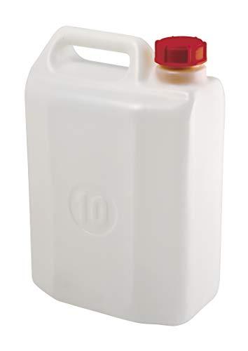 MOBIL PLASTIC S.P.A. Canestro in Plastica, Modello Standard, Pehd, capacità 10 Lt, Tappo E Travasatore