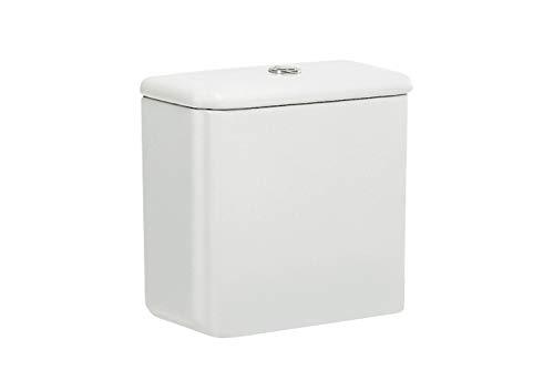 Roca A341325000 Cisterna Doble Descarga 6/3L, Colección Dama Retro, Blanco