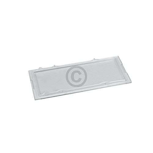 Lampenabdeckung kompatibel mit BOSCH 00653521 145x64mm für Dunstabzugshaube