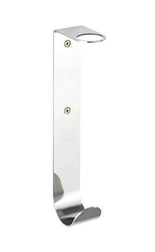 WENKO Turbo-Loc Telde - Dispensador de jabón (Acero Inoxidable)