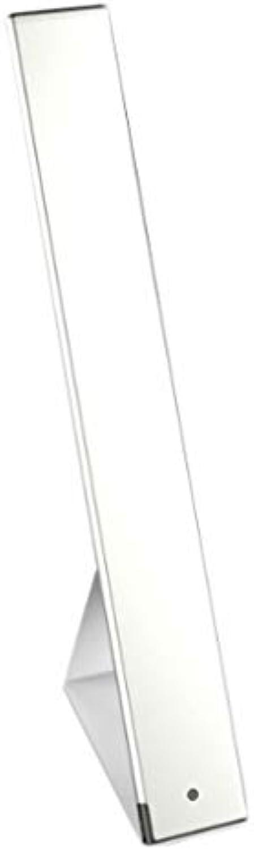 A Table lamp Superhelle Tragbare Schreibtischlampe Reise-Lampe Faltbare BerüHrungsempfindliche Steuerung, 3 Einstellbare Helligkeitsstufen, Batterie Und USB