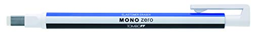 Tombow Holder Eraser, Mono Zero Square Shaper Original (EH-KUS)