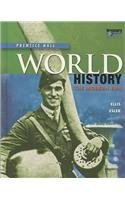World History Modern Student Edition 2009 0133651924 Book Cover