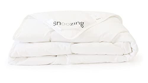 Snoozing Bern Bambou - Couette d'été - 240x220 cm