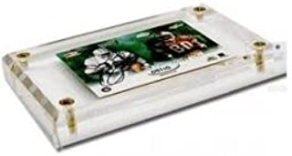 BCW 1/4 Inch Acrylic Card Holder