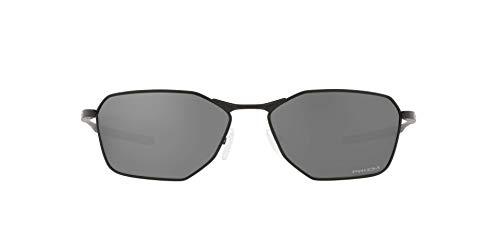 OO6047 Savitar Sunglasses, Satin Black/Prizm Black, 58mm