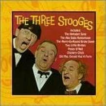 The Three Stooges Original recording reissued, Original recording remastered Edition by Three Stooges (1995) Audio CD